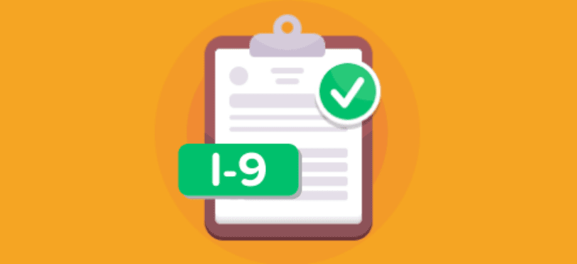 Complete guide to the I-9 form - header